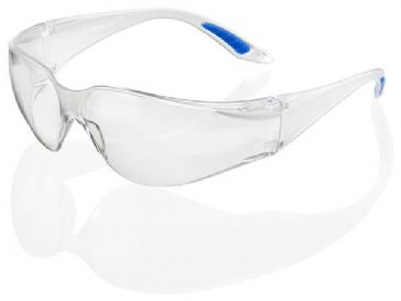 B-Brand Vegas Safety Spectacles (Clear)